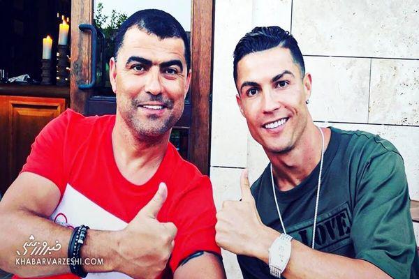 کریستیانو رونالدو به بارسلونا پیوست ؟ + جزییات