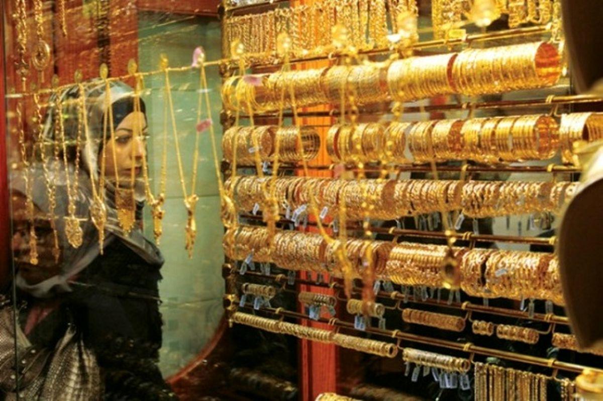 آخرین قیمت طلا و سکه امروز در بازار | قیمت طلا صعودی شد