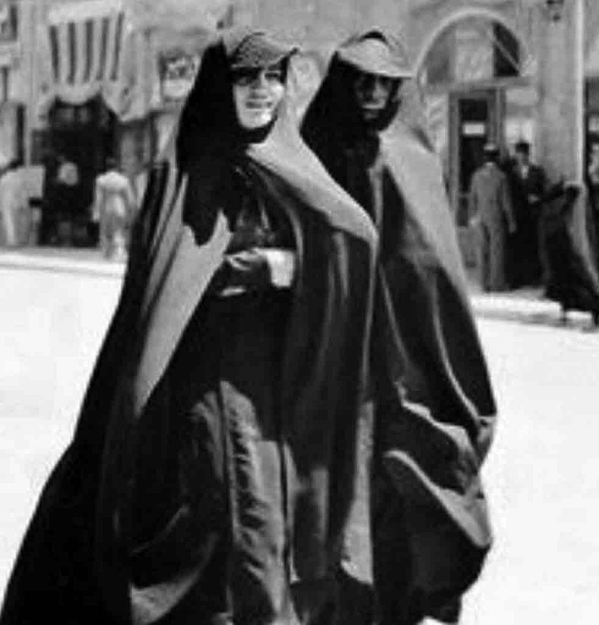 پوشش زنان تهرانی در سال ۱۳۱۳