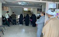 حضور حجت الاسلام مصطفی پورمحمدی در شعبه اخذ رای
