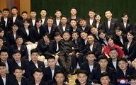 تصاویر چهره جدید کیم جونگ اون رهبر کره شمالی پس از لاغری