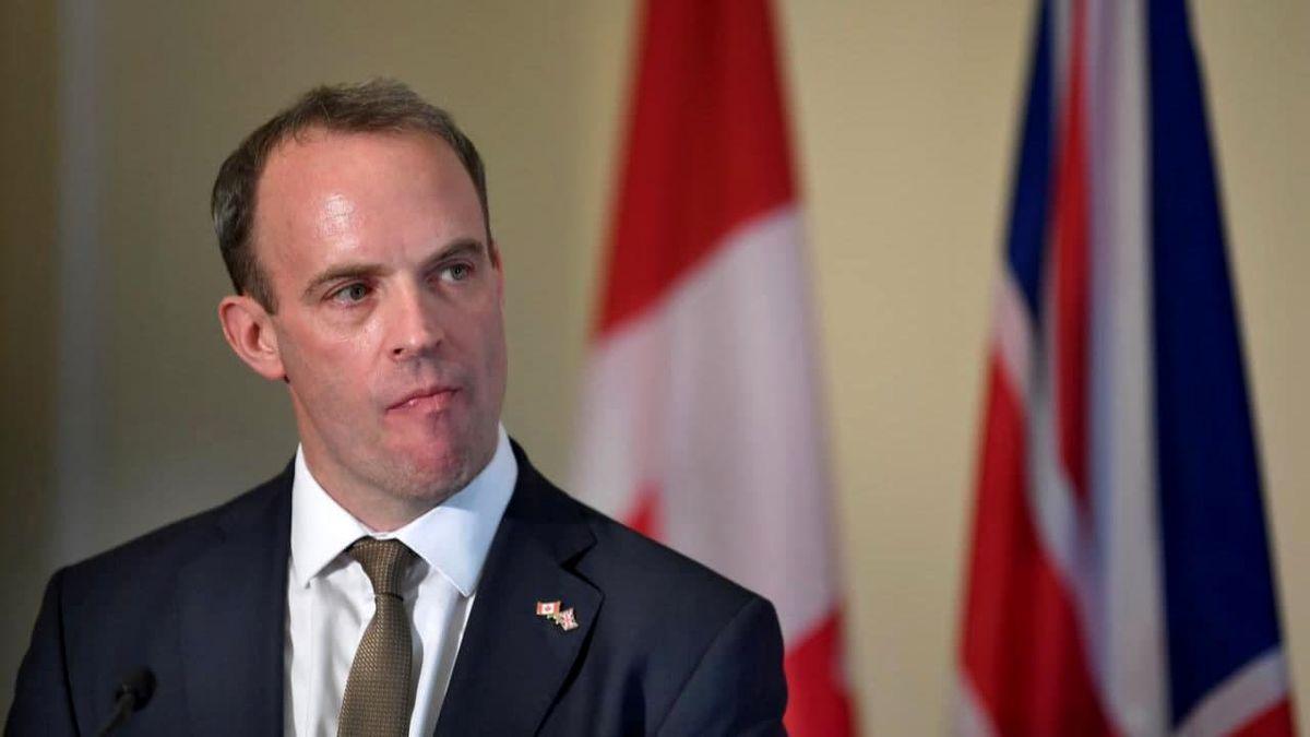 جنجال بیاعتنایی وزیر خارجه انگلیس به طالبان