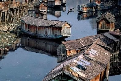 روستای شناور