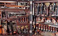 بزرگترین و جالبترین جعبه ابزار دنیا|1920 میلادی