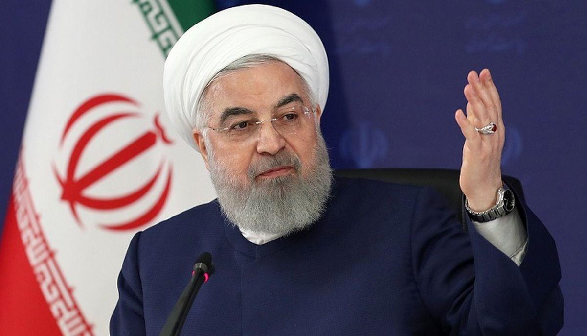 کنایه تند روحانی به انتقاد حاج محمود کریمی به صوت ظریف