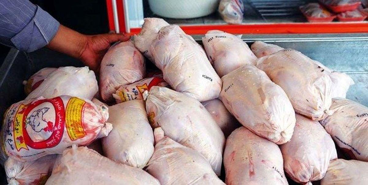 قیمت روز مرغ و تخم مرغ در بازار (۱۴۰۰/۰۳/۲۰) + جدول