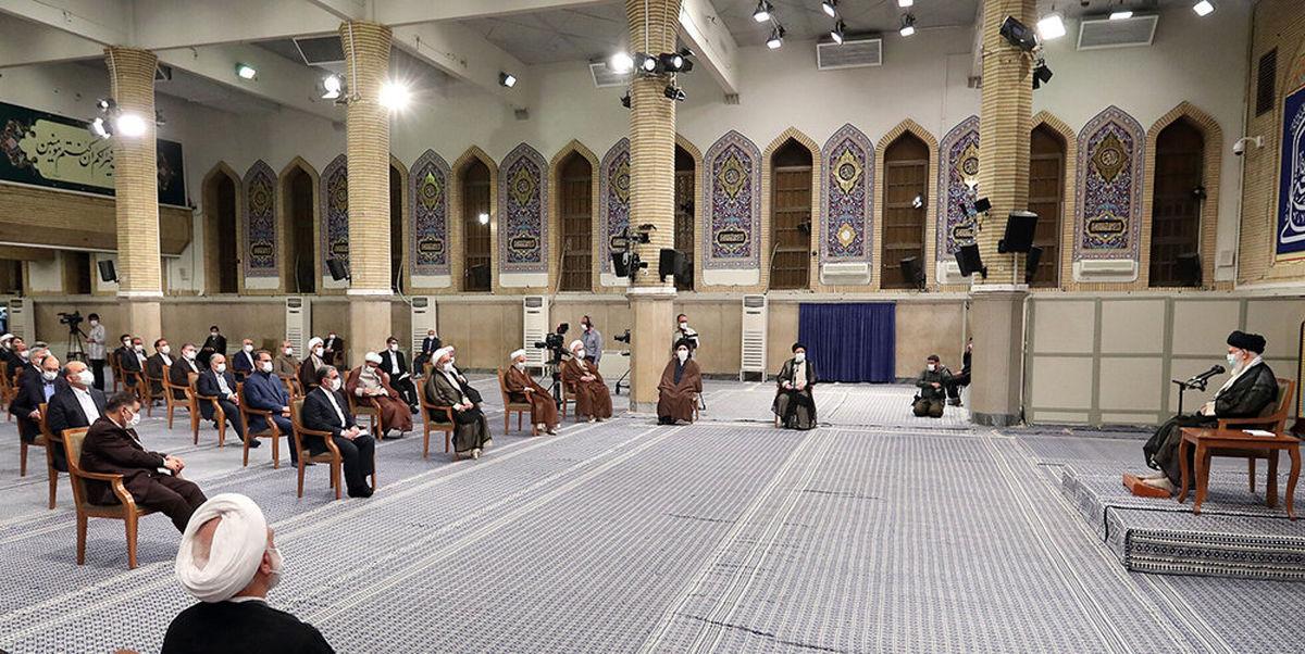نقطه قوت و توصیه رهبر انقلاب به ابراهیم رئیسی