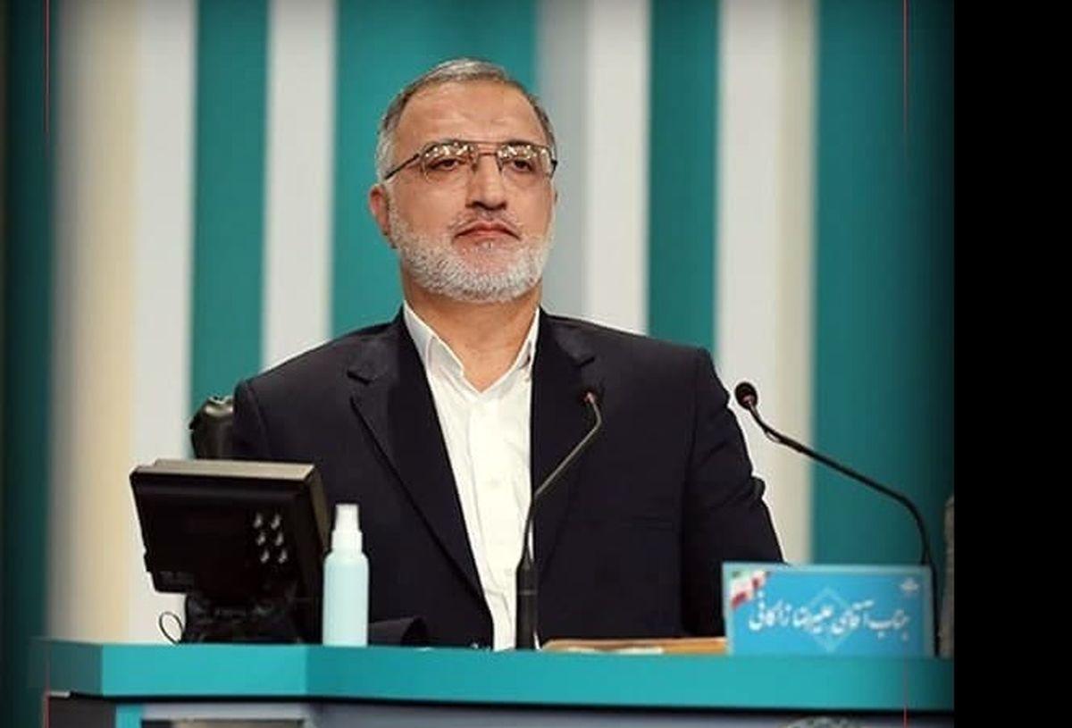 علیرضا زاکانی رسما شهردار تهران شد