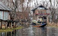 تصاویری از روستای شناور عجیب