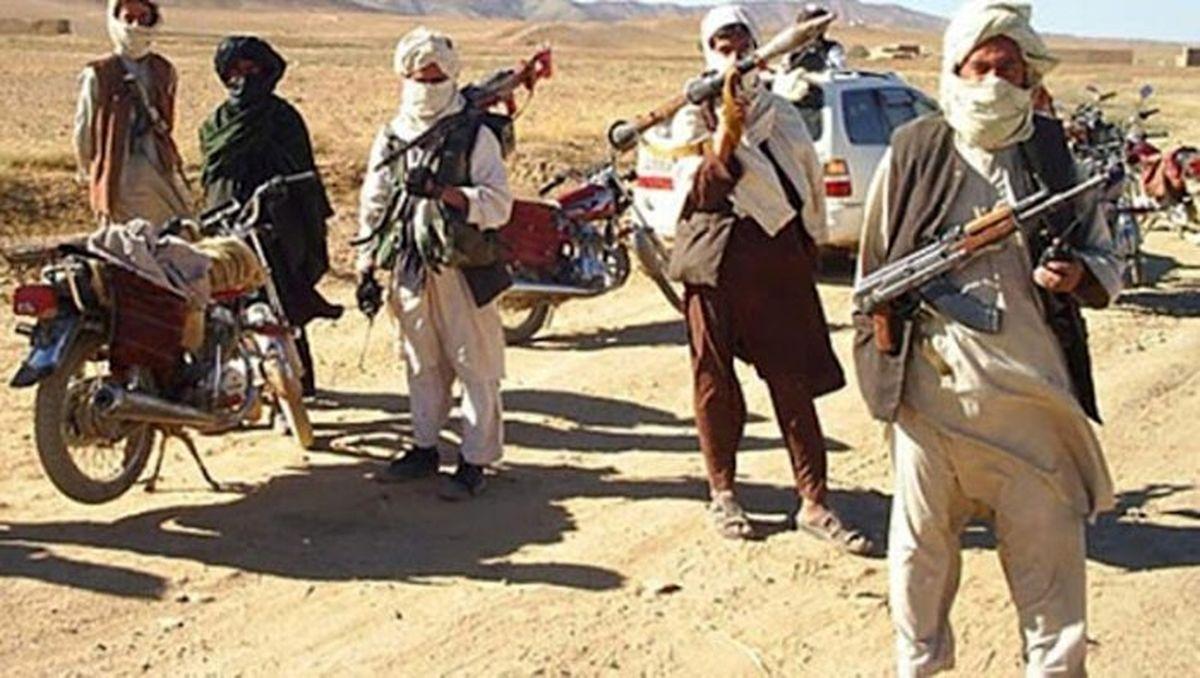 ادعای رسانه غربی در خصوص افزایش حملات طالبان همزمان با خروج نظامیان آمریکایی