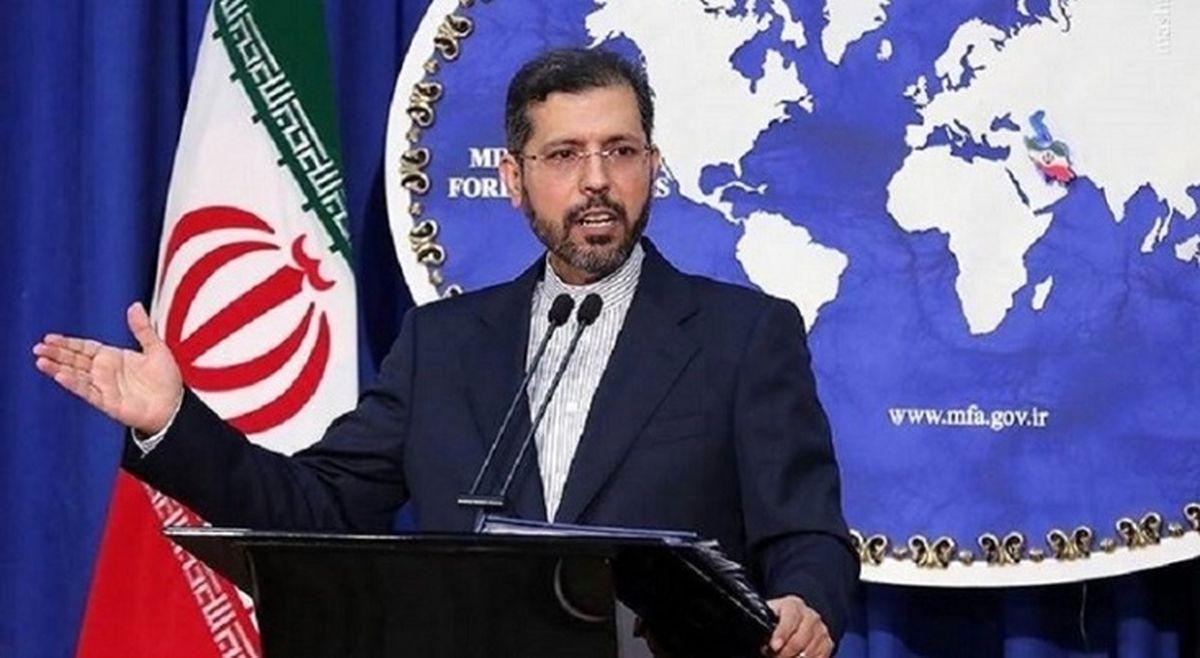 ایران هشدار داد: پاسخ حمله به کشتی ایرانی را میدهیم