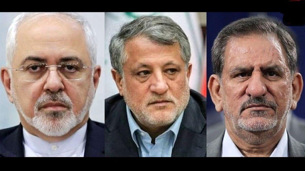 اصلاح طلبان کدامیک از این سه چهره را انتخاب می کنند؟ + عکس