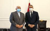 دیدار بهداشتی ظریف با نخست وزیر عراق!