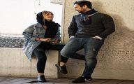 عکس متفاوت شاهرخ استخری و همسرش