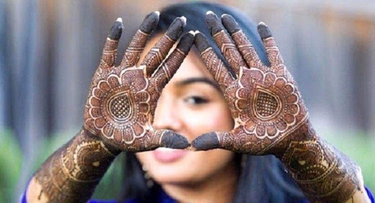 خواص معجزه آسای حنا برای مو و صورت + تهیه چند مدل ماسک حنا