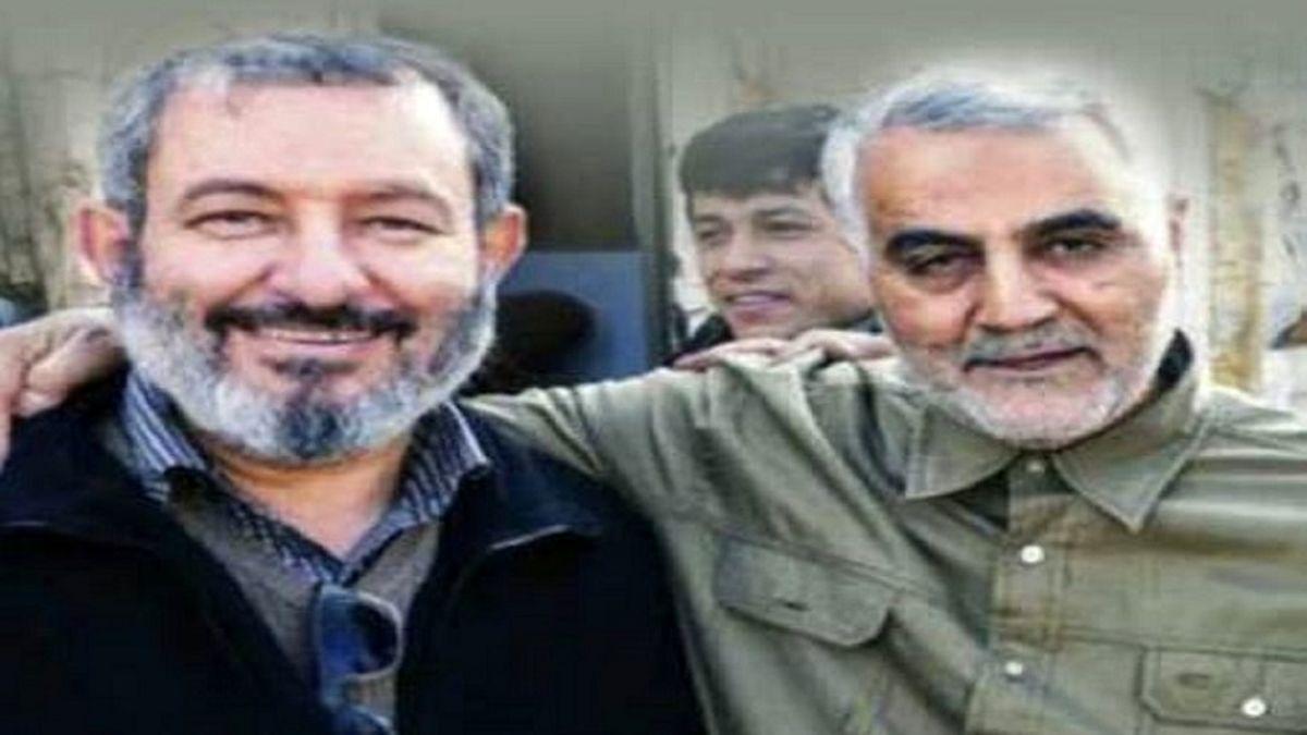 همرزم شهید سلیمانی به شهادت رسید + عکس و جزئیات