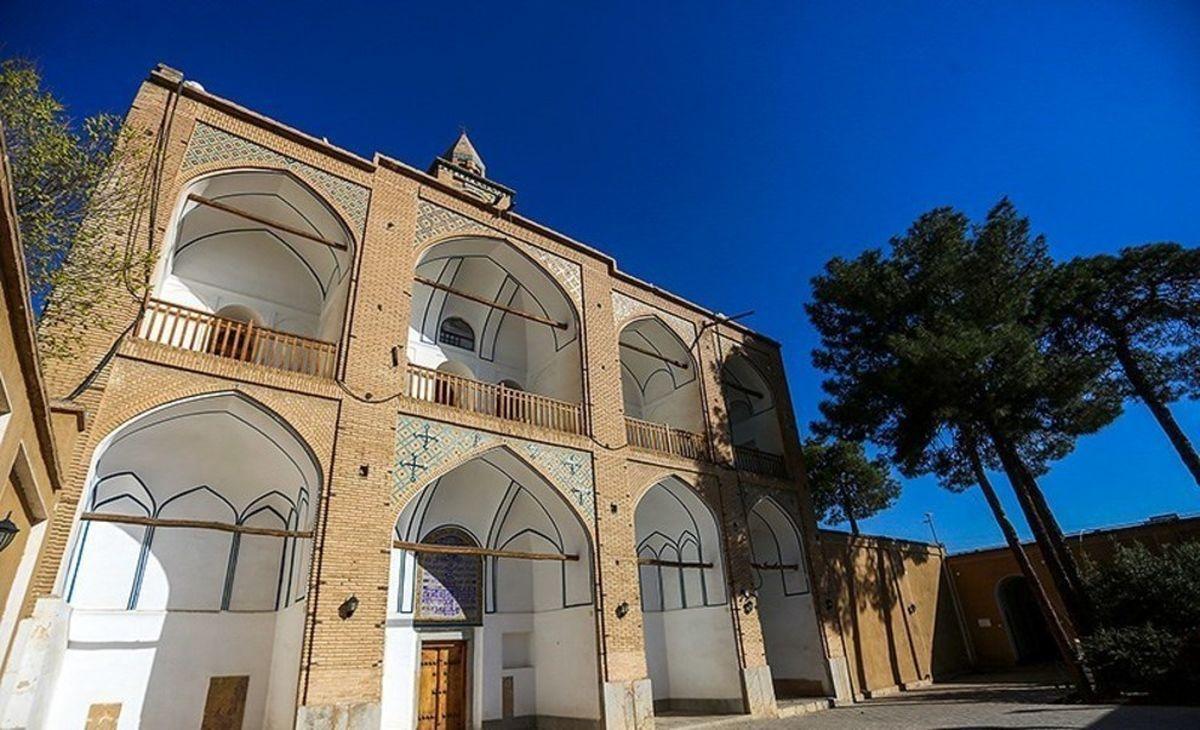 تصاویر زیبا از کلیسای بیت لِحِم در اصفهان