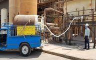 تامین اکسیژن مورد نیاز بخشهای کرونایی بیمارستان های اهواز