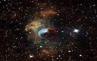 وقتي با شاهكار تلسكوپ هابل به قلب سحابي حباب سفر ميكنيد/ عکس