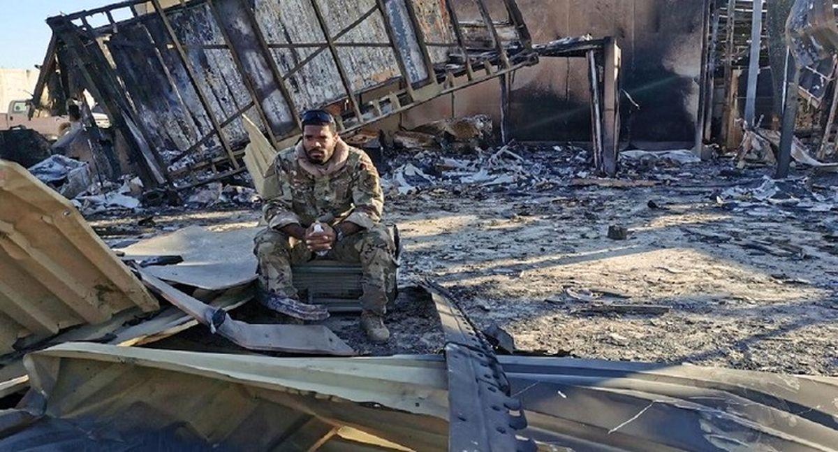 روایت دسته اول آمریکاییها از حمله موشکی ایران به پایگاه هوایی عین الاسد