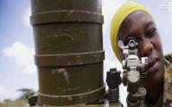 دختران جنگجوی آفریقایی/تصاویر