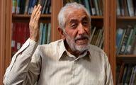 نظر منفی غرضی درباره کاندیداتوری سعید محمد در انتخابات 1400