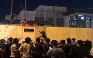 "الخلیج الیوم: عاملان تعرض به کنسولگری ایران در کربلا عناصر ""الصرخی"" هستند"