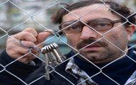"""مجید صالحی با گریمی متفاوت در فیلم """"من دیوانه نیستم"""" /عکس"""