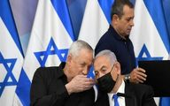 گانتز برای نتانیاهو زیرپایی کشید ! + جزئیات