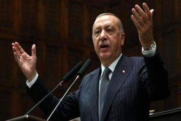 درخواست اردوغان از آمریکا برای خروج از عراق و سوریه