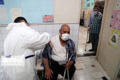 واکسیناسیون جانبازان