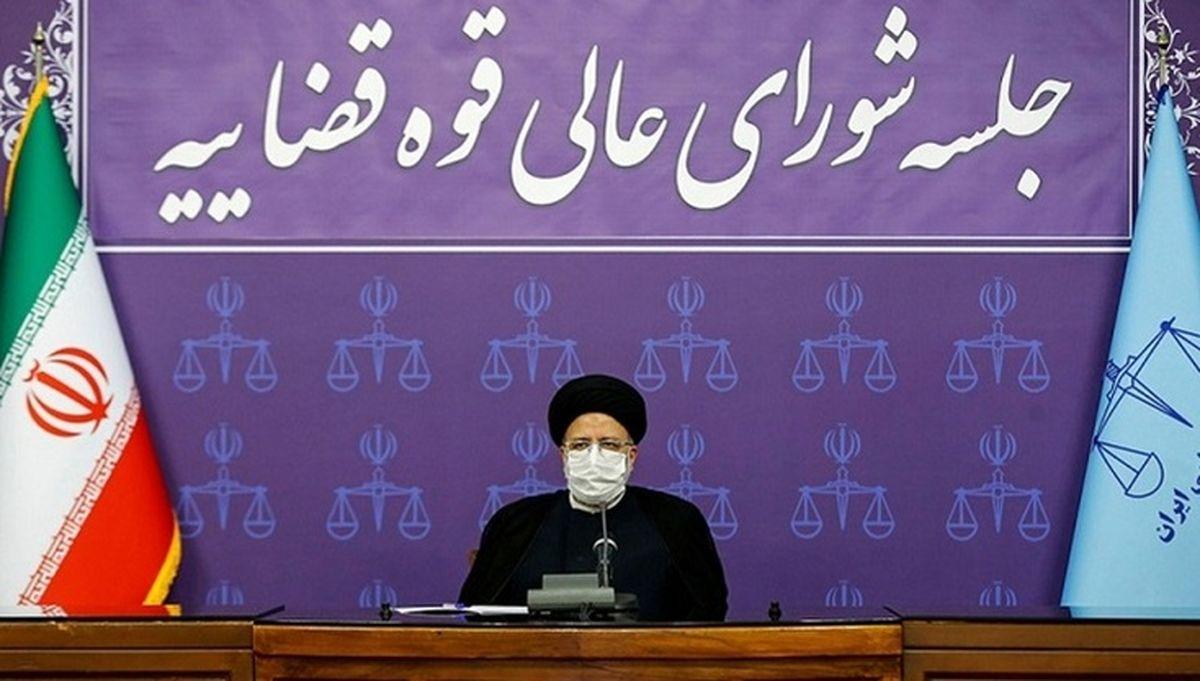 نیش و کنایههای رئیس قوه قضاییه به دولت