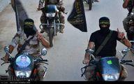 مانور موتورسواران گروهانهای القدس/ تصاویر