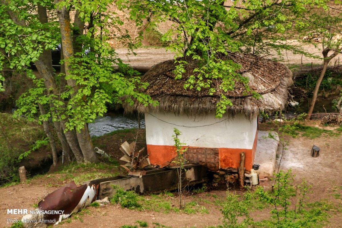 تصاویر جذاب آخرین آسیاب آبی در مازندران