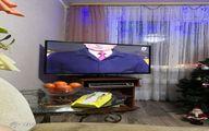 گاف عجیب تلویزیون روسیه هنگام سخنرانی پوتین!