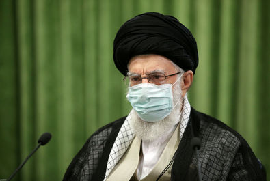ارتباط تصویری رهبر انقلاب با نمایندگان مجلس شورای اسلامی