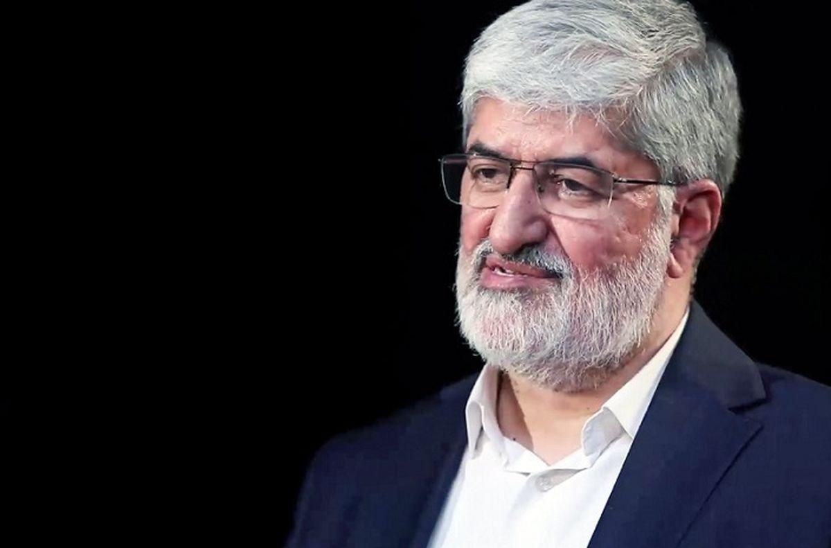 علی مطهری:شاید لاریجانی به نفع من کنار برود