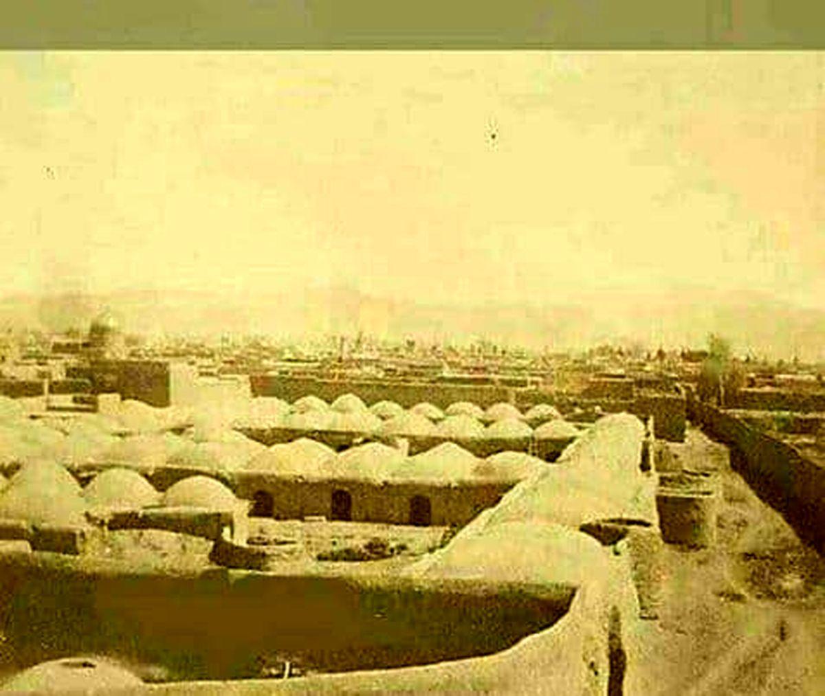 تا حالا قدیمیترین عکس موجود از تهران را دیدید؟