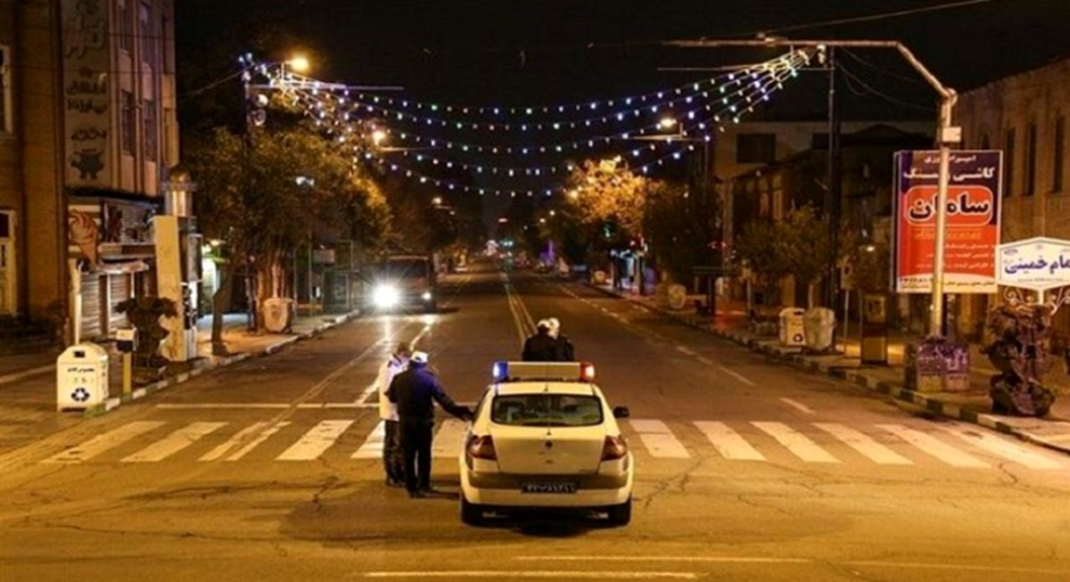 آخرین خبر  از طرح منع تردد شبانه در نوروز + جزئیات کامل