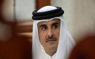 واکنش امیر قطر به توافق صلح آمریکا و طالبان