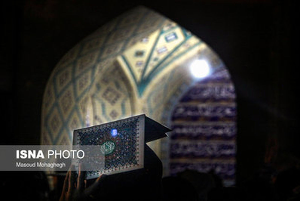 مراسم احیای شب نوزدهم ماه رمضان/ تصاویر