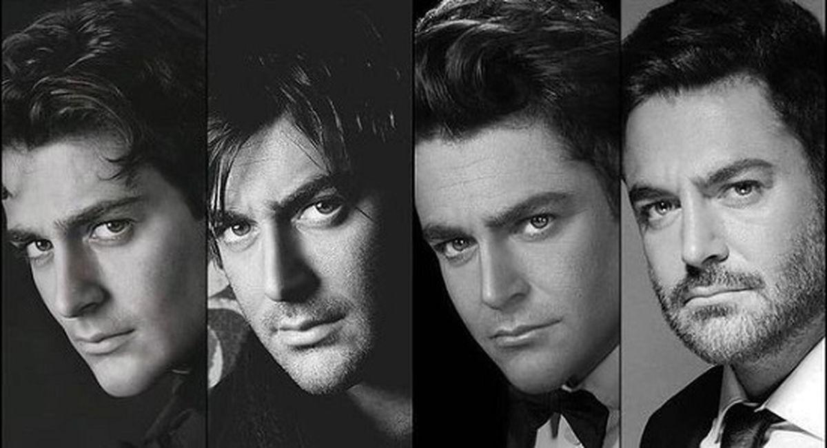 تغییر چهره محمدرضا گلزار در گذر زمان+عکس