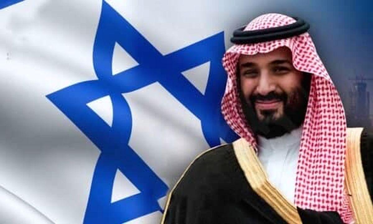 بن سلمان خواستار مقابله جدی اسرائیل با ایران شد! + جزئیات