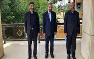 دیدار انتخاباتی سه فرمانده نظامی