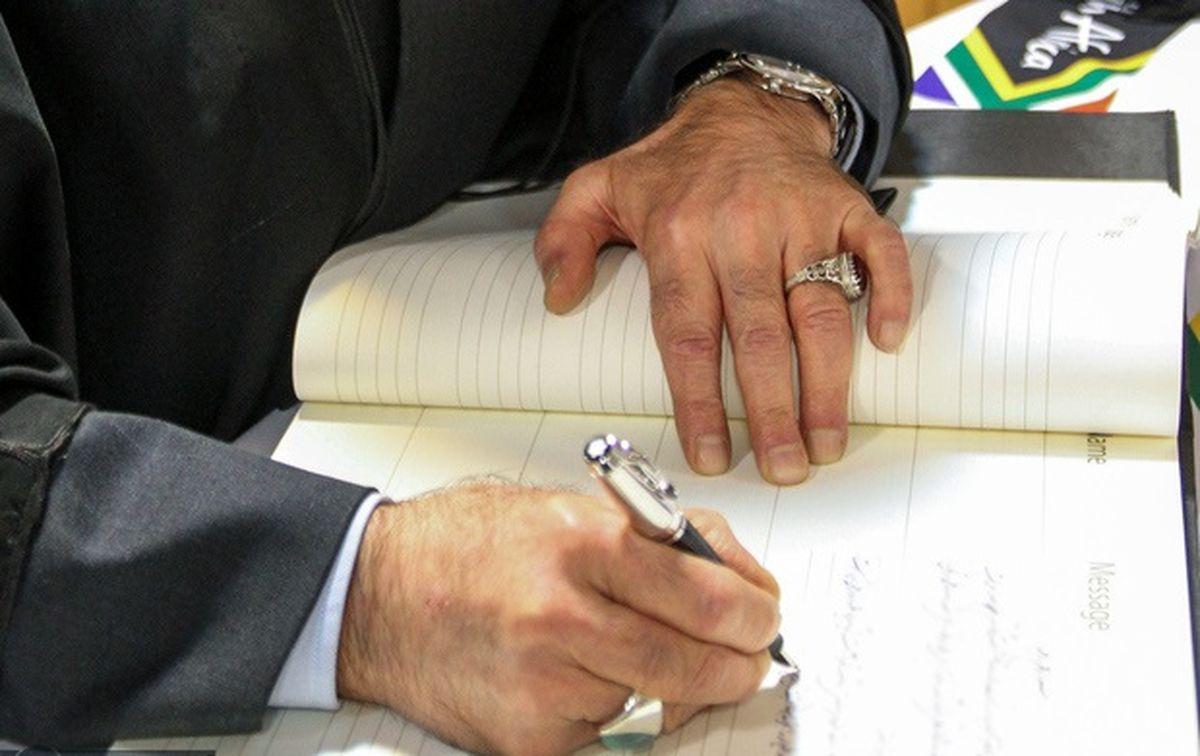 موضع خاتمی در انتخابات مشخص شد + دست نوشته