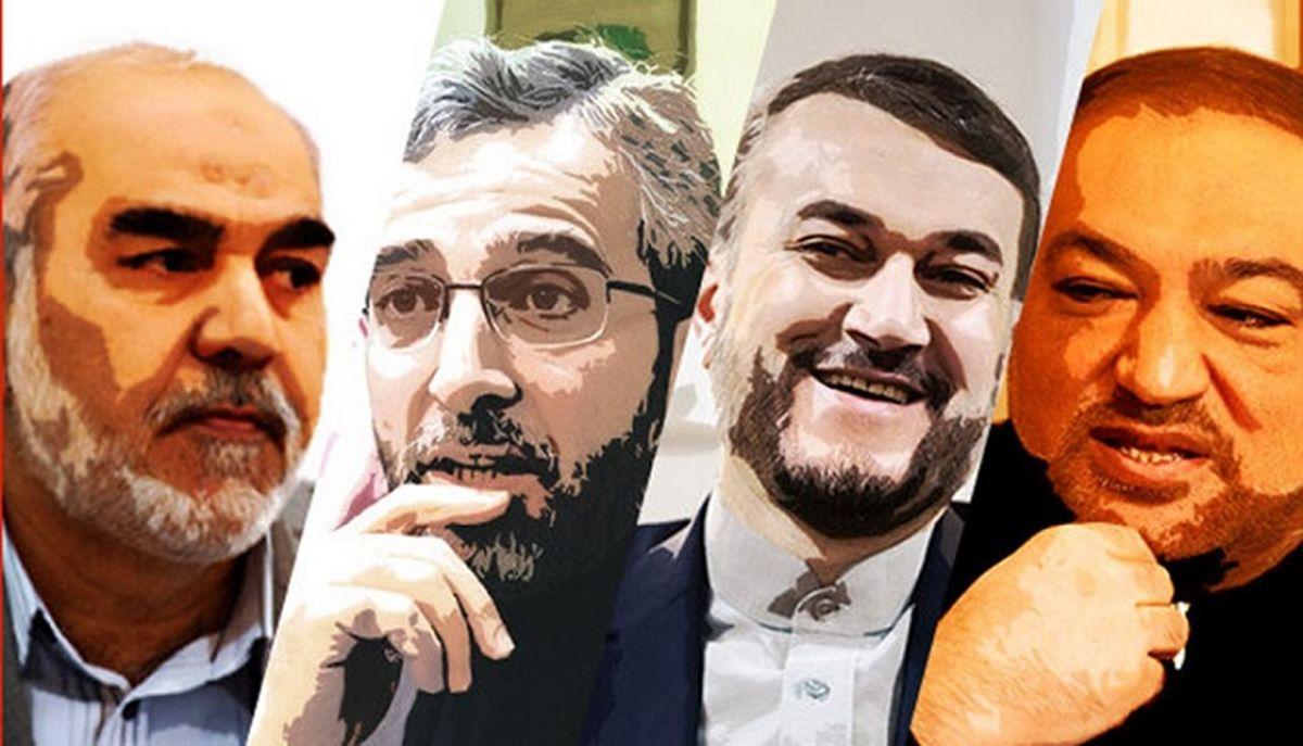 میراثدار «ظریف» کیست؟ / وزیر خارجه رئیسی، یکی از این ۴ نفر است