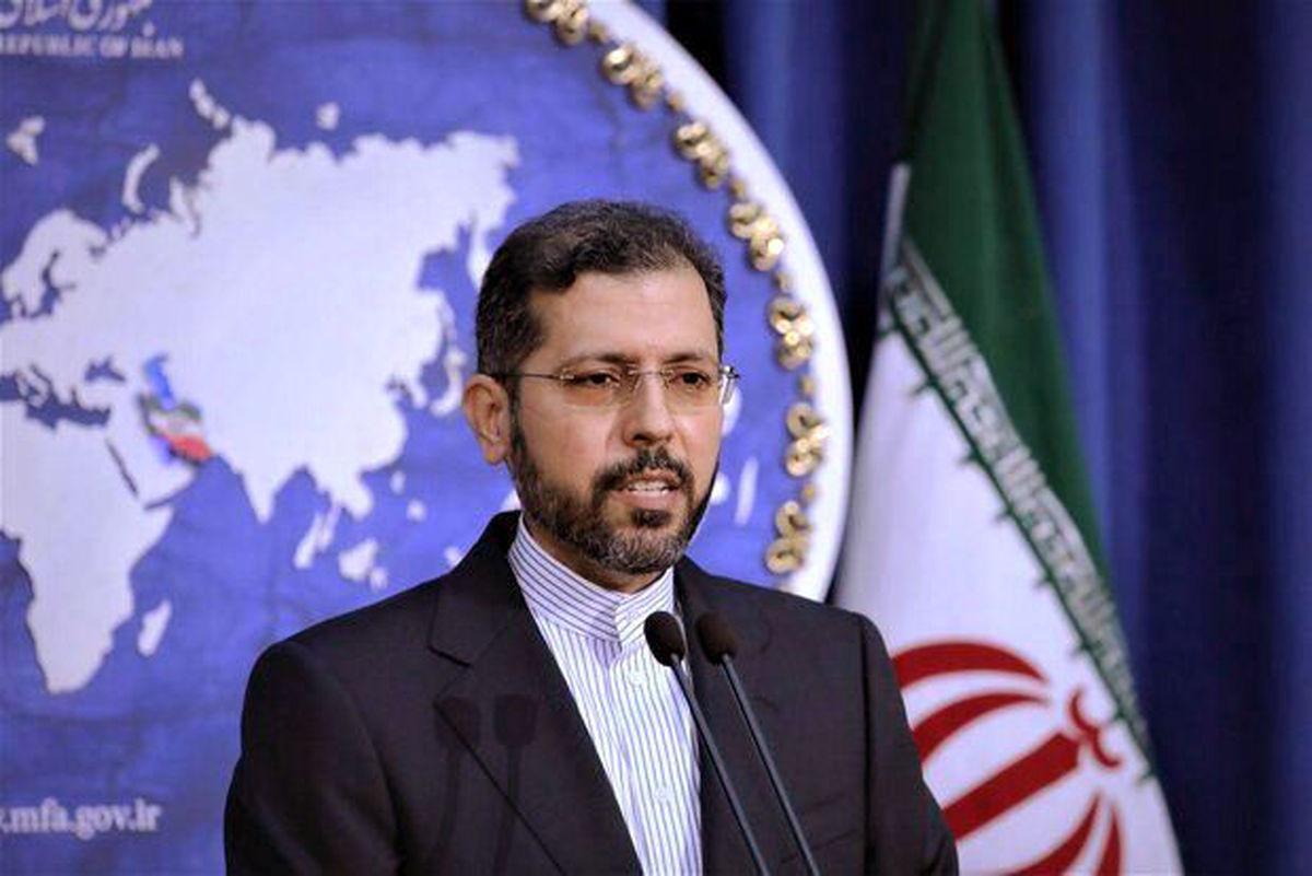اولین واکنش وزارت خارجه به لو رفتن فایل صوتی پرحاشیه ظریف