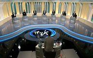 صندلی کاندیداها در استودیو مناظرات ریاست جمهوری مشخص شد