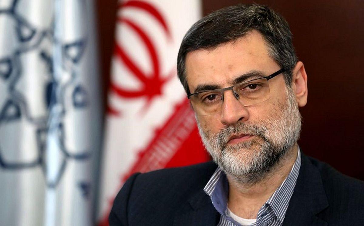 ثبت نام قاضیزاده هاشمی در انتخابات 1400