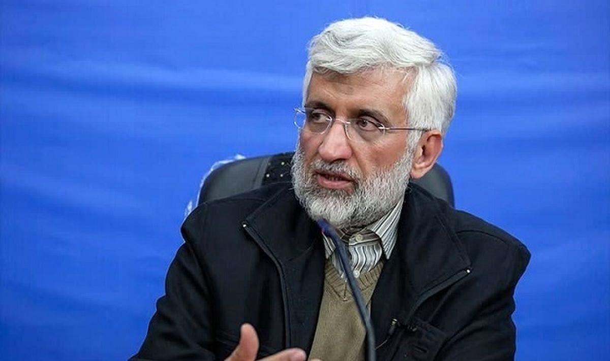 جلیلی: امیدوارم در این مناظره به موضوع جمعیت زنان در ایران بپردازیم